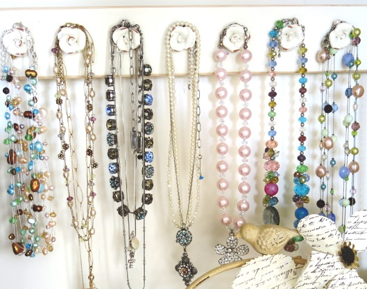 hanging jewelry