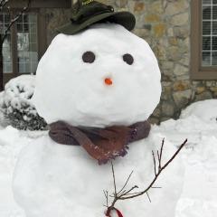 snowman deb