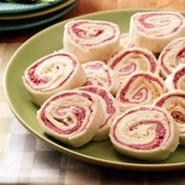 Reuben rolls