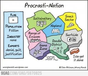 procrastination 9