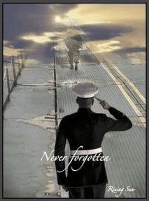 never forgotten
