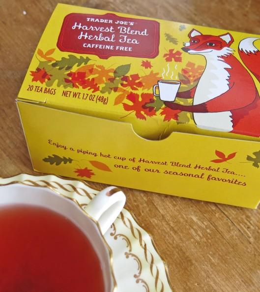 TJ autumn tea