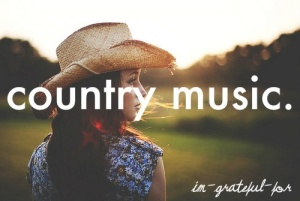 country music hat girl