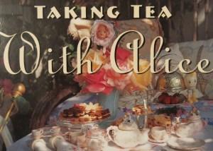 alice taking tea