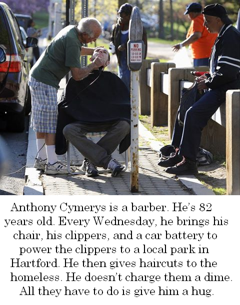 barber of kindness