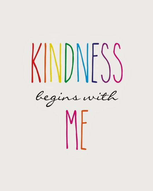 kindness begins