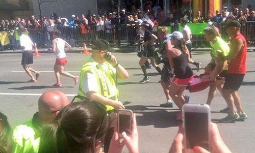 boston marathon kindness